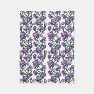Couverture Polaire Iris