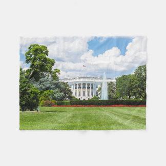 Couverture Polaire La Maison Blanche 1