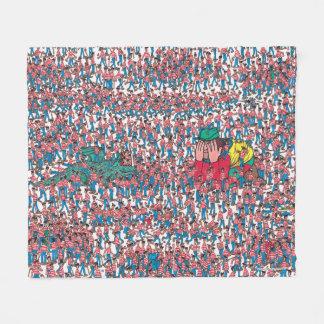 Couverture Polaire Là où est la terre de Waldo | de Waldos