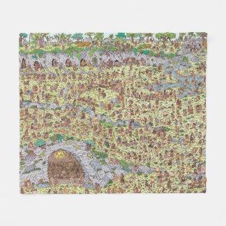 Couverture Polaire Là où est l'âge de pierre de Waldo |