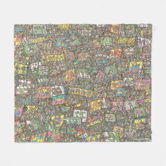 Couverture Polaire Là où est les chevaliers de Waldo | du magique