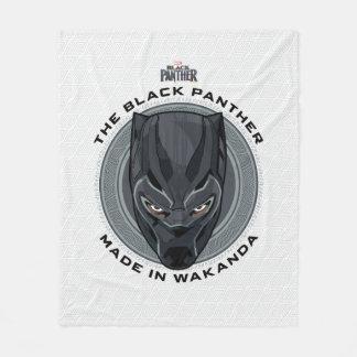 Couverture Polaire La panthère noire | a fait dans Wakanda