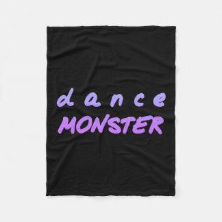Couverture Polaire Le monstre de danse
