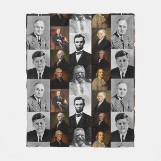 Couverture Polaire Les Présidents Plus Hamilton des USA et histoire