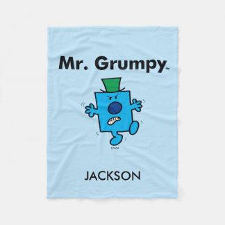 Couverture Polaire M. Grumpy de M. Men | est un bougon