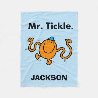 Couverture Polaire M. Tickle Will Tickle de M. Men |