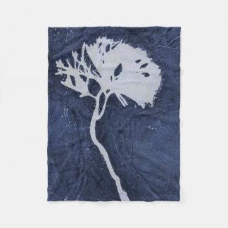 Couverture Polaire Petite ouatine florale de Monoprint 17031432B