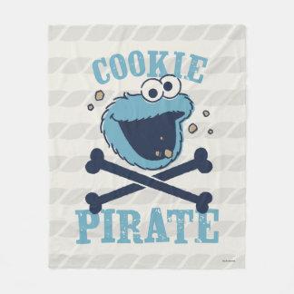Couverture Polaire Pirate 2 de biscuit