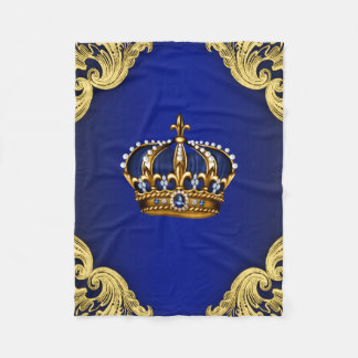 Couverture Polaire Prince Baby Blankets