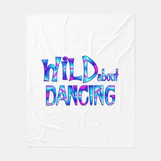 Couverture Polaire Sauvage au sujet de la danse