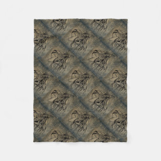 Couverture Polaire Skull-and-crossbones