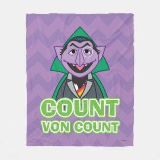 Couverture Polaire Style 2 de von Count Classic de compte