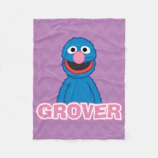 Couverture Polaire Style de classique de Grover