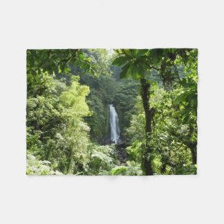 Couverture Polaire Trafalgar tombe photographie tropicale de forêt