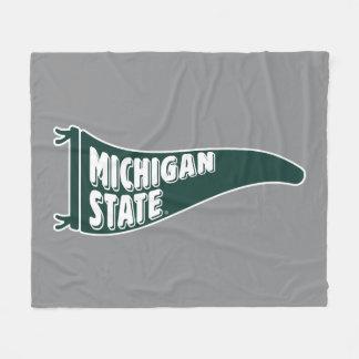Couverture Polaire Université de l'Etat d'État du Michigan de MSU