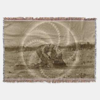 Couverture Pose sacrée de yoga de lapin par Deprise