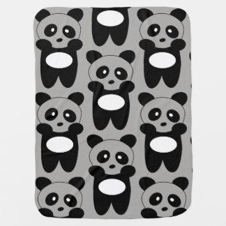 Couverture Pour Bébé Couverture bébé Panda bébé
