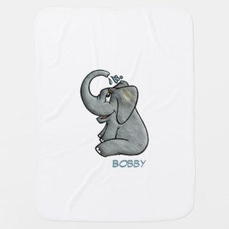 Couverture Pour Bébé Éléphant de bébé