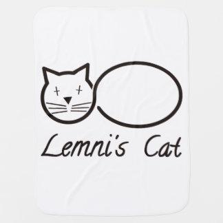 Couverture Pour Bébé Le chat de Lemni Lemniscate