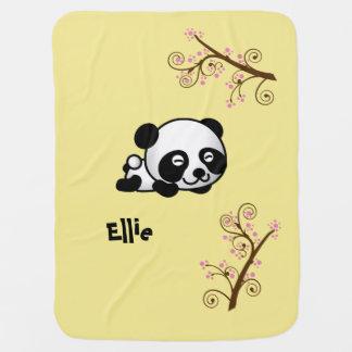 Couverture Pour Bébé Panda Blanket nommé