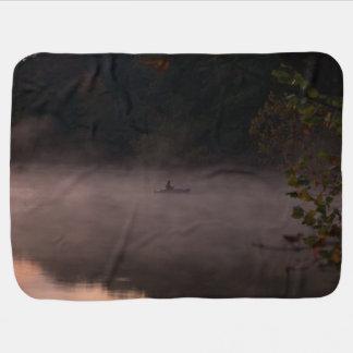 Couverture Pour Bébé Pêche brumeuse tôt