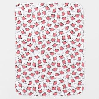 Couverture Pour Bébé Petite couverture mignonne de bébé de porcs