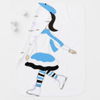 Couverture Pour Bébé Princesse de glace