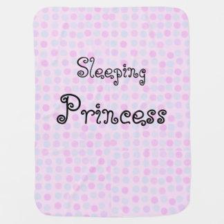 Couverture Pour Bébé Princesse de sommeil Baby Blanket