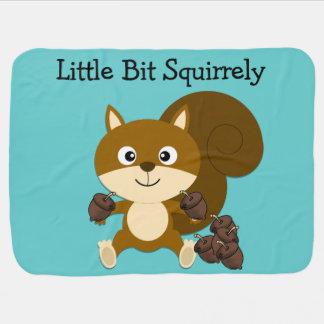 Couverture Pour Bébé Squirrely