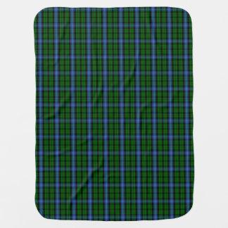 Couverture Pour Bébé Tartan de MacIntyre de clan
