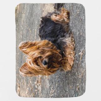 Couverture Pour Bébé Yorkshire Terrier