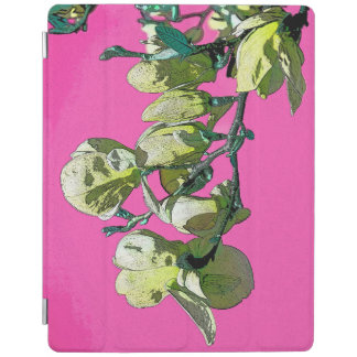 Couverture rose d'iPad de magnolia Protection iPad