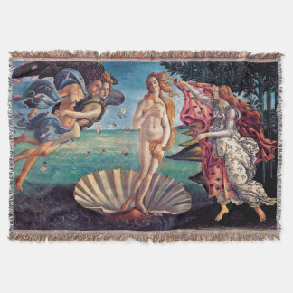 Couverture Sandro Botticelli - naissance de Vénus -