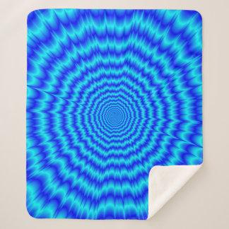 Couverture Sherpa Bleus de Big Bang