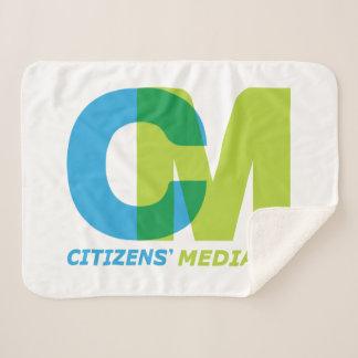 Couverture Sherpa Logo des médias TV des citoyens