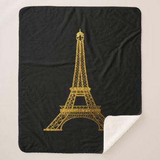 Couverture Sherpa Paris : Visite Eiffel de La