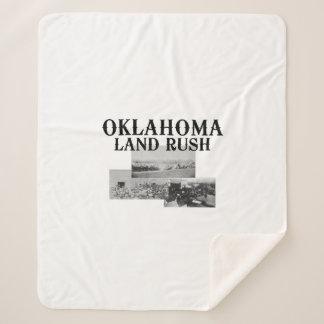 Couverture Sherpa Précipitation de terre d'ABH l'Oklahoma