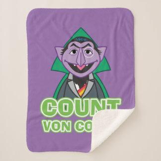 Couverture Sherpa Style de von Count Classic de compte