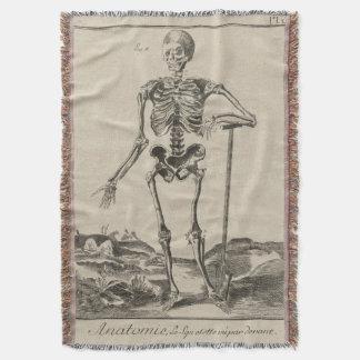 Couverture Squelette antique drôle