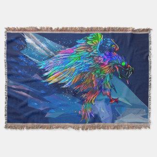 Couverture Tueur coloré par crayon mythique Eagle
