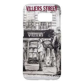 Couverture Villiers Coque Samsung Galaxy S7