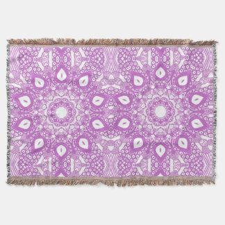 Couvertures abstraites de kaléidoscope de mandala