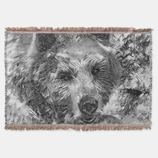 Couvertures AnimalArtBW_Bear_20170604_by_JAMColors
