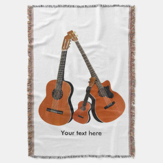 Couvertures Basse acoustique et ukulélé de guitare classique