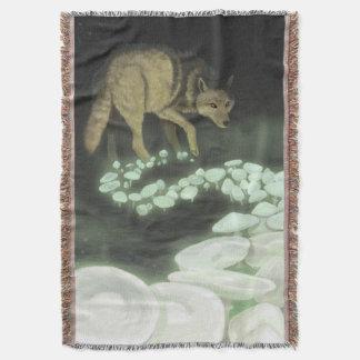 Couvertures Champignons de remorquage de la mort de loup