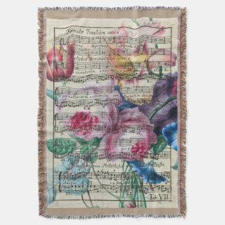 Couvertures Chansons florales