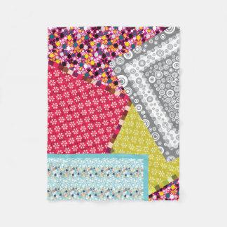 couvertures de couleur de popart
