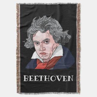 Couvertures Illustration de portrait de Beethoven