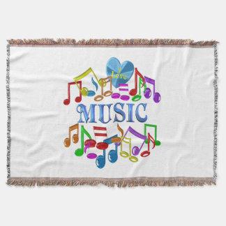 Couvertures J'aime la musique