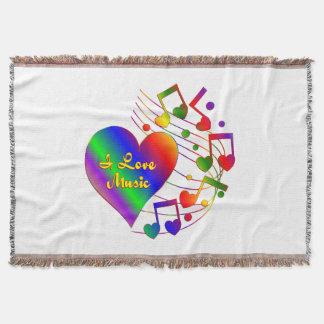 Couvertures J'aime le coeur de musique